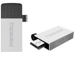"OTG Flash Transcend ""JetFlash 380"" 32GB"